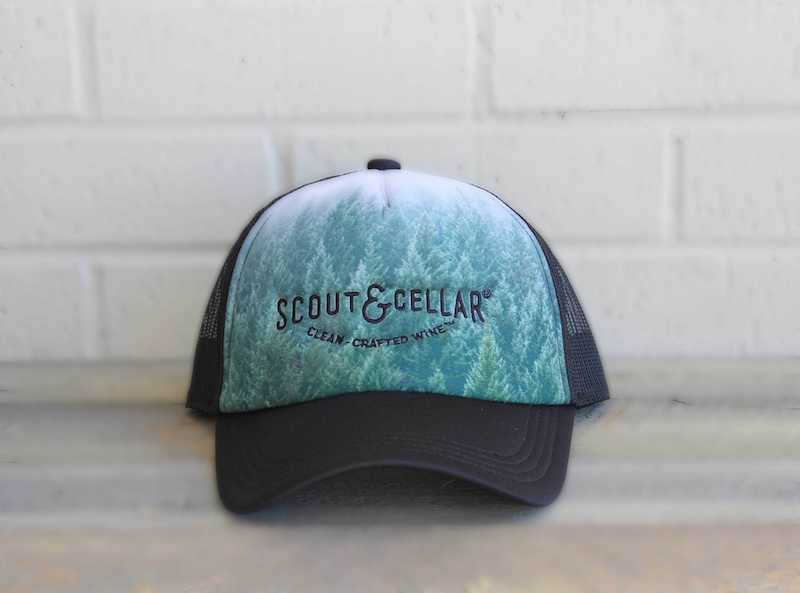 Trucker Hat Forrest