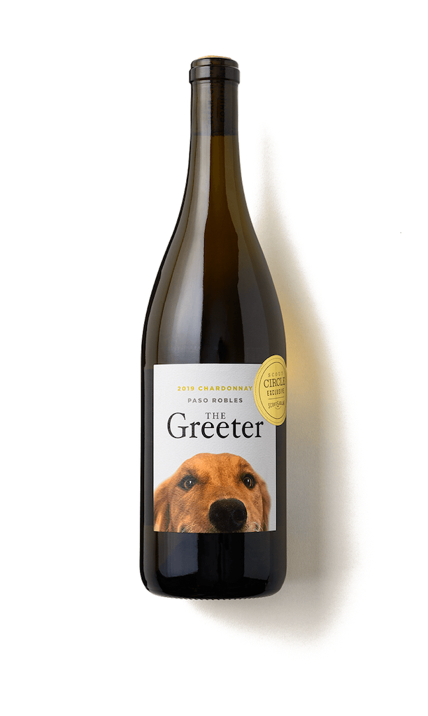 2019 The Greeter Chardonnay, Paso Robles, California