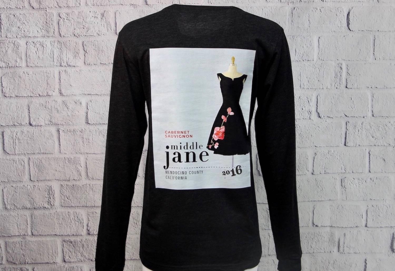 Middle Jane Long Sleeve Shirt