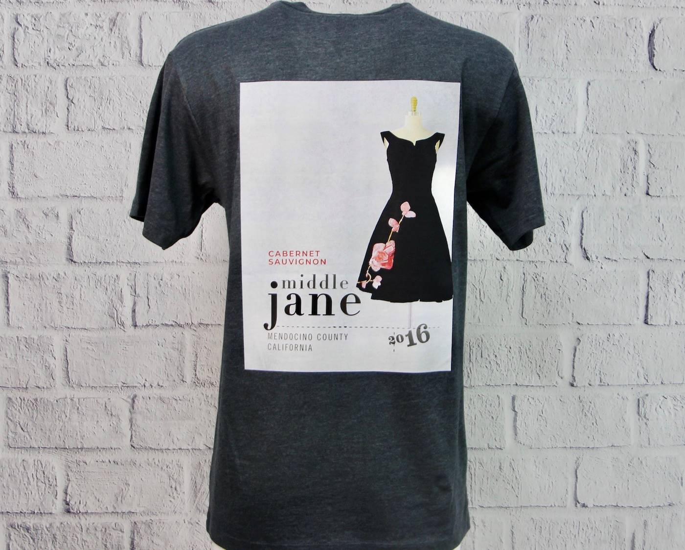 Middle Jane T-Shirt