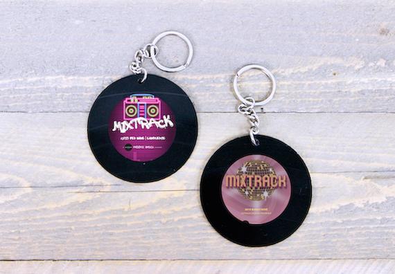Mixtrack Keychain