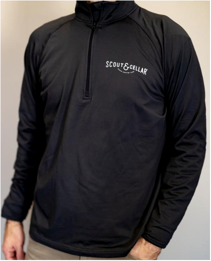 1/2 Zip Pullover Small